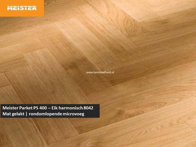 Meister PS 400 - Eik harmonisch 8042