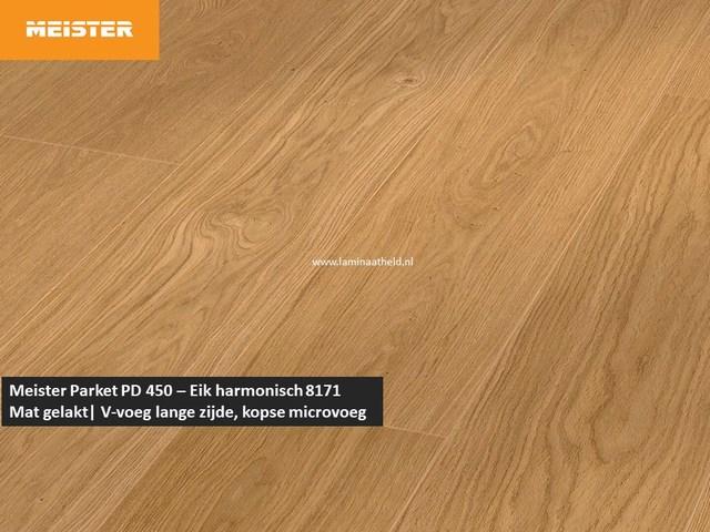 Meister PD 450 - Eik harmonisch 8171