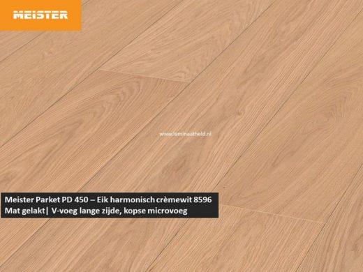 Meister PD 450 - Eik harmonisch crèmewit 8596