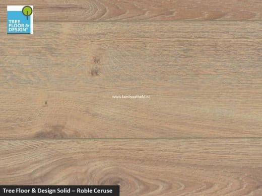 Tree Floor & Design Solid Creativ - ICS471 Roble ceruse