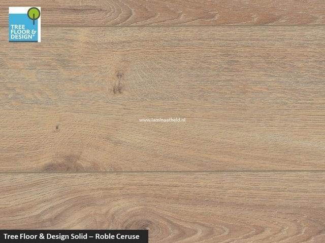 Tree Floor & Design Solid Creativ - ICS471 Roble ceruse