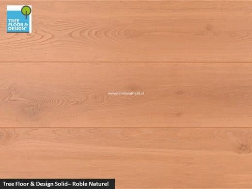 Tree Floor & Design Solid Creativ - ICS518 Roble naturel