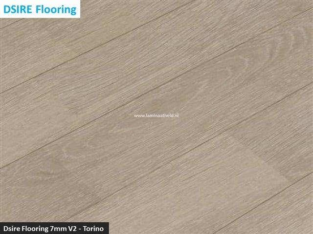 DSire Flooring - Torino 7 mm V2