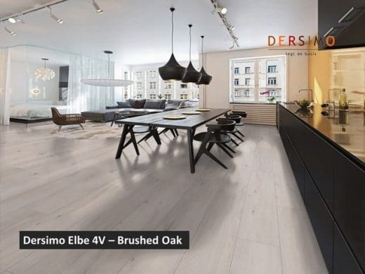 Dersimo Elbe 4V - Brushed Oak