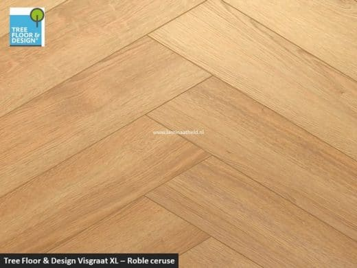 Tree Floor & Design Solid Creativ - ICV471 Roble ceruse