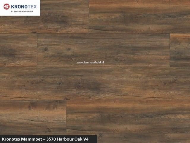 Kronotex Mammoet - 3570 Harbour Oak V4