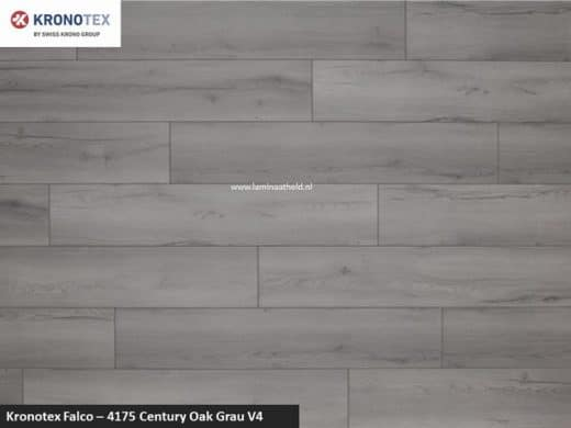 Kronotex Falco - 4175 Century Oaks Grau V4