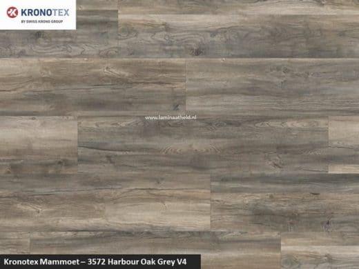 Kronotex Mammoet - 3572 Harbour Oak Grey V4
