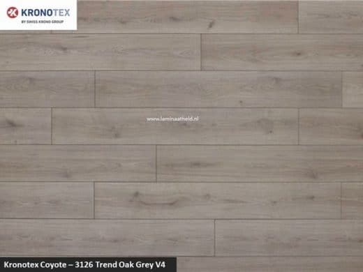 Kronotex Coyote - 3126 Trend Oak Grey