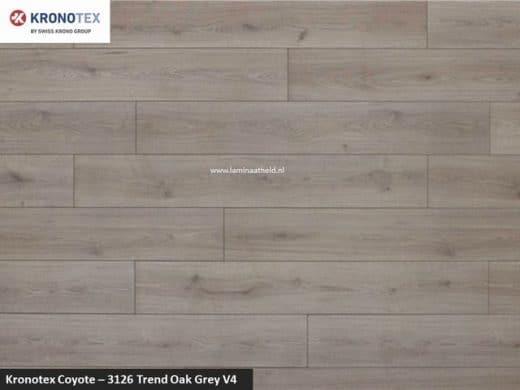 Kronotex Coyote - 3126 Trend Oak Grey