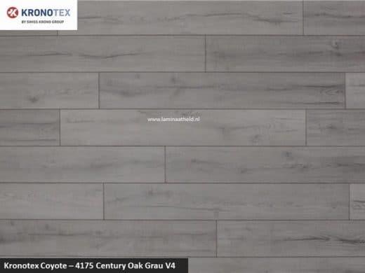 Kronotex Coyote - 4175 Century Oak Grau V4