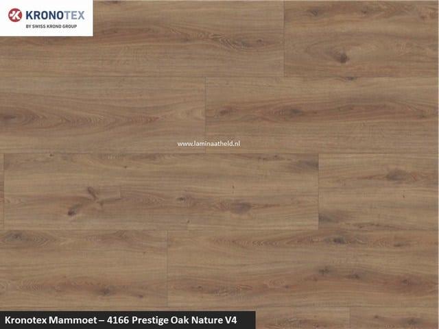 Kronotex Mammoet - 4166 Prestige Oak Nature V4