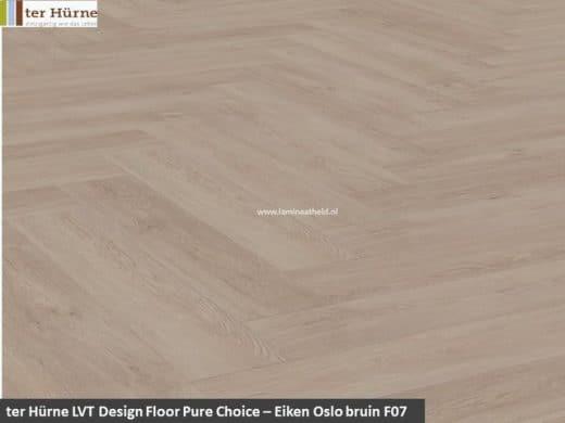 Pro Pure Choice - Eiken Oslo bruin F07a