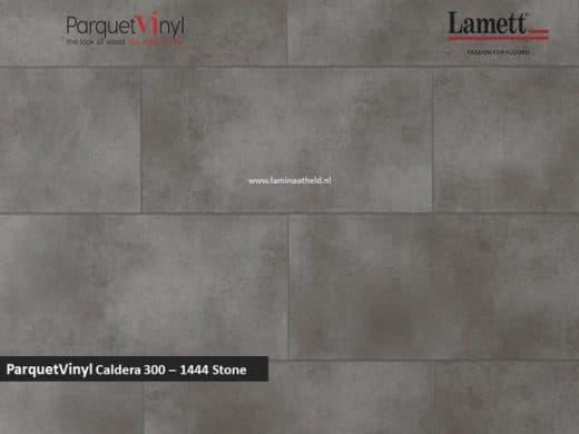 Lamett Parquetvinyl Caldera 300 - 1444 Stone
