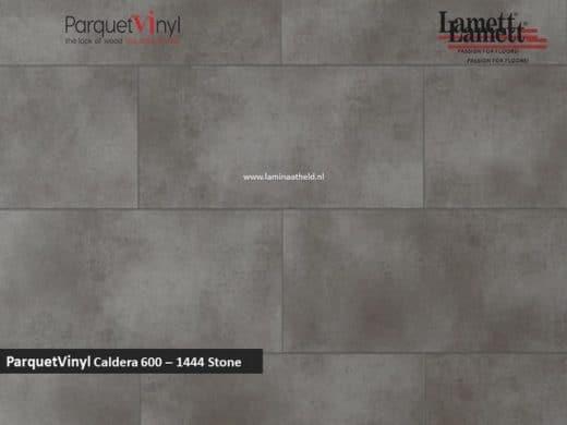 Lamett Parquetvinyl Caldera 600 - 1444 Stone