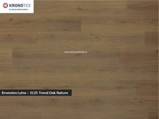 Kronotex Lutra - 3125 Trend Oak Nature