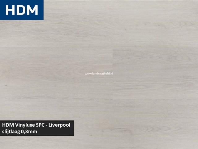 Vinyluxe SPC plank - Liverpool