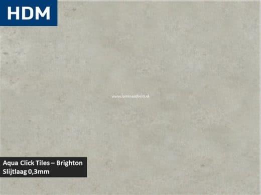 Aqua Click-Tiles - Brighton