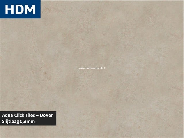 Aqua Click-Tiles - Dover