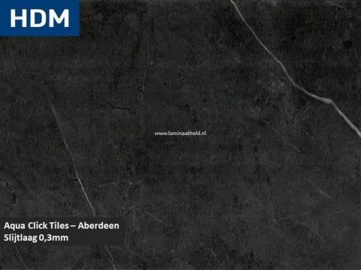 Aqua Click-Tiles - Aberdeen