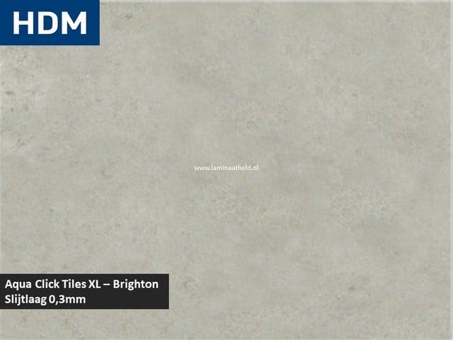 Aqua Click-Tiles XL - Brighton