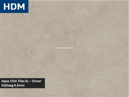 Aqua Click-Tiles XL - Dover