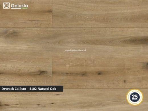 Gelasta Dryback Callisto - 4102 Natural Oak