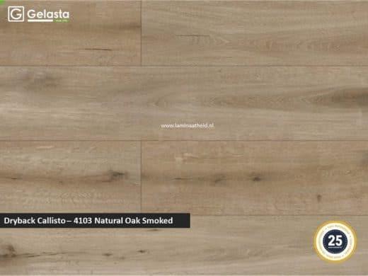 Gelasta Dryback Callisto - 4103 Natural Oak Smoked