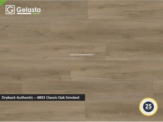 Gelasta Dryback Authentic - 4803 Classic Oak Smoked