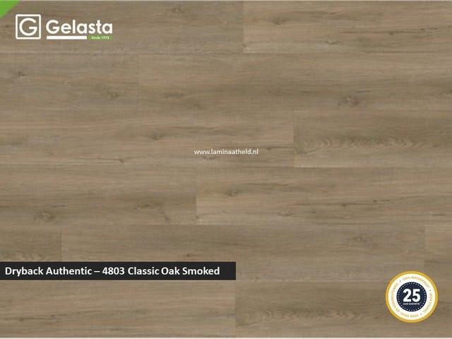 Gelasta Dryback Authentic - 4803 Classic Oak Smoked