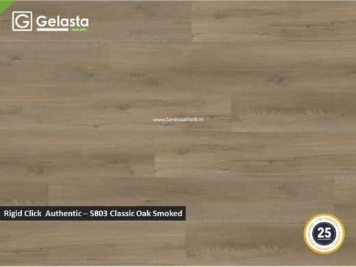 Gelasta Rigid Click Authentic - 5803 Classic Oak Smoked
