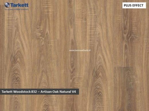 Tarkett Woodstock 832 V4 - Artisan Oak Natural