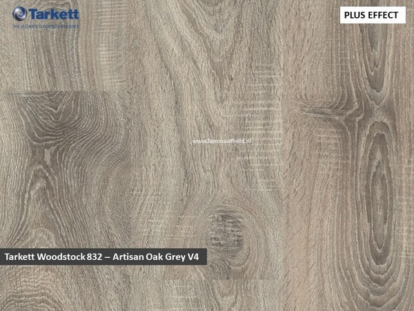Tarkett Woodstock 832 V4 - Artisan Oak Grey
