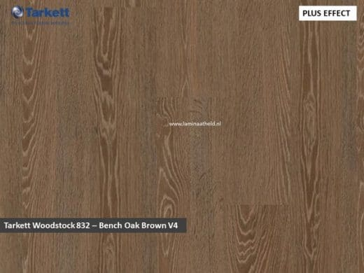 Tarkett Woodstock 832 V4 - Bench Oak Brown