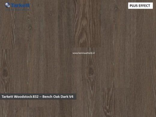 Tarkett Woodstock 832 V4 - Bench Oak Dark
