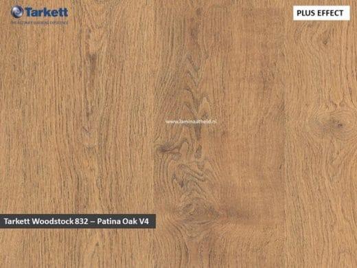Tarkett Woodstock 832 V4 - Brown Oak