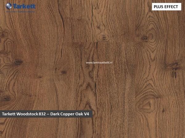 Tarkett Woodstock 832 V4 - Dark Copper Oak