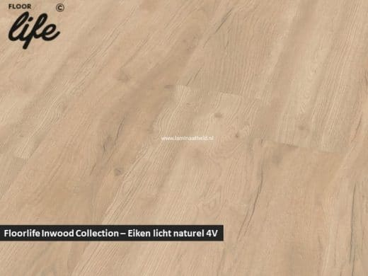 Floorlife Inwood Collection - Eiken licht naturel 2425 V4
