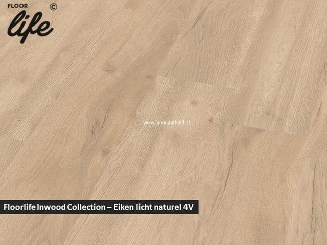 Floorlife Inwood Collection - Eiken licht naturel 2425 V4