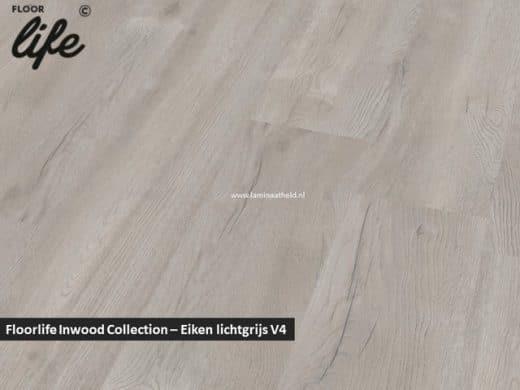 Floorlife Inwood Collection - Eiken lichtgrijs 2426 V4