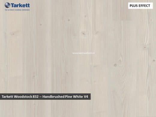 Tarkett Woodstock 832 V4 - Handbrussed Pine Pine White