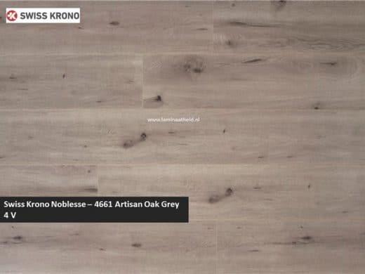 Swiss Krono Noblesse - 4661 Artisan Oak grey V4