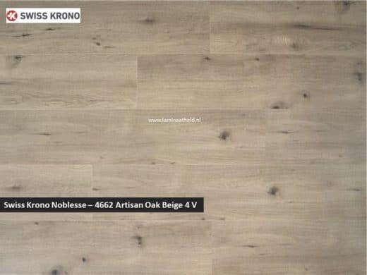 Swiss Krono Noblesse - 4662 Artisan Oak beige V4