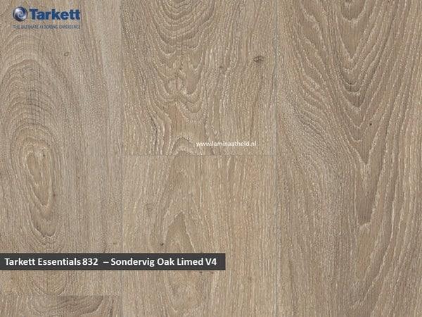 Tarkett Essentials V4 - Sondervig Oak Limed