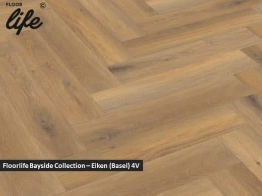Floorlife Bayside Collection (visgraat) - Eiken V4 3861