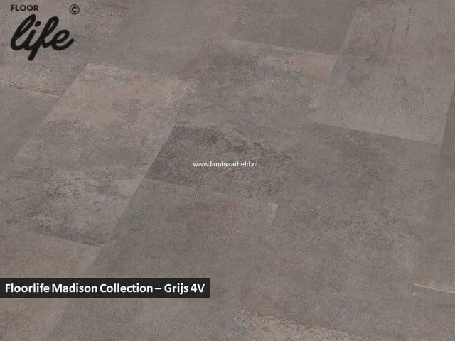 Floorlife Madison Square Collection - Grijs 6388 V4