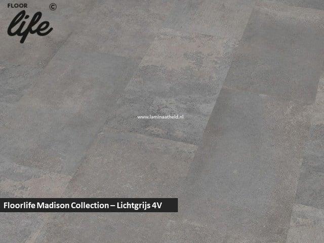 Floorlife Madison Square Collection - Lichtgrijs 6387 V4