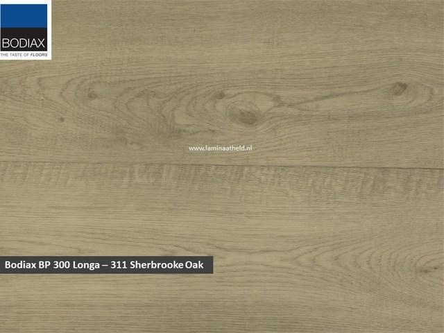 Bodiax BP 300 Longa - 311 Sherbrooke Oak