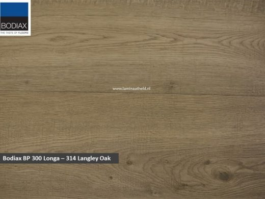 Bodiax BP 300 Longa - 314 Langley Oak