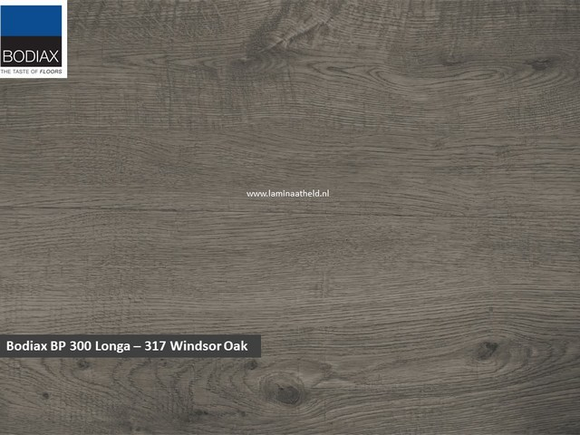 Bodiax BP 300 Longa - 317 Windsor Oak